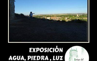 EXPOSICIÓN AGUA, PIEDRA, LUZ –  VILLAMURIEL