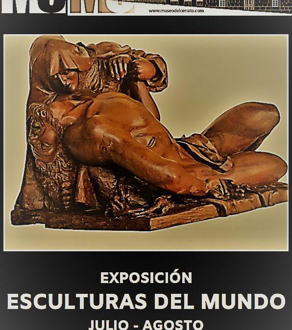 Exposición Esculturas del Mundo