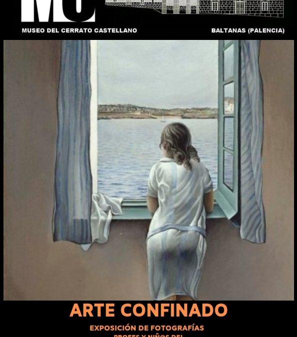 """Exposición de Fotografía """"Arte Confinado"""" . Junio 2020"""
