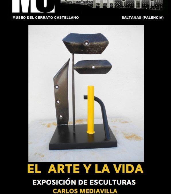 Exposición de Esculturas de Carlos Mediavilla
