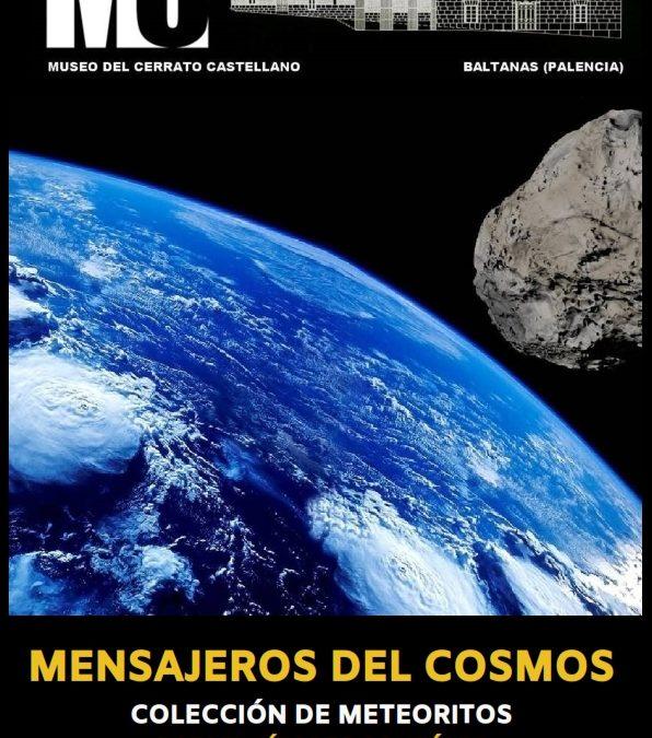 Exposición de Meteoritos